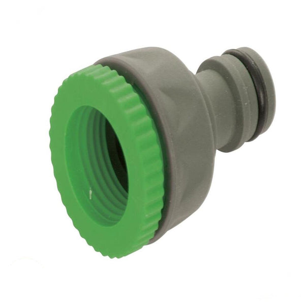 Tap & Hose Connector Water Pipe Plastic Adaptor Fitting Female Male