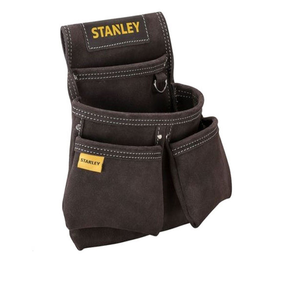 Stanley STST1-80116 Buffalo Leather Double Nail Pocket Pouch STA180116