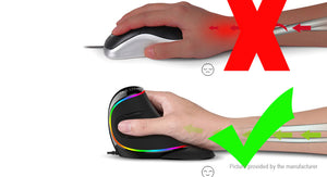 Key Benefits of a Vertical Mouse