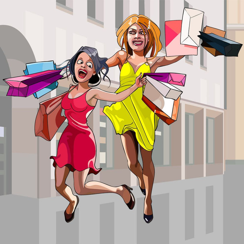 Interesting Fun Facts About Shopping