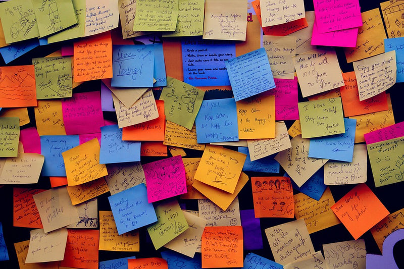 Benefits Of Using Sticky Notes