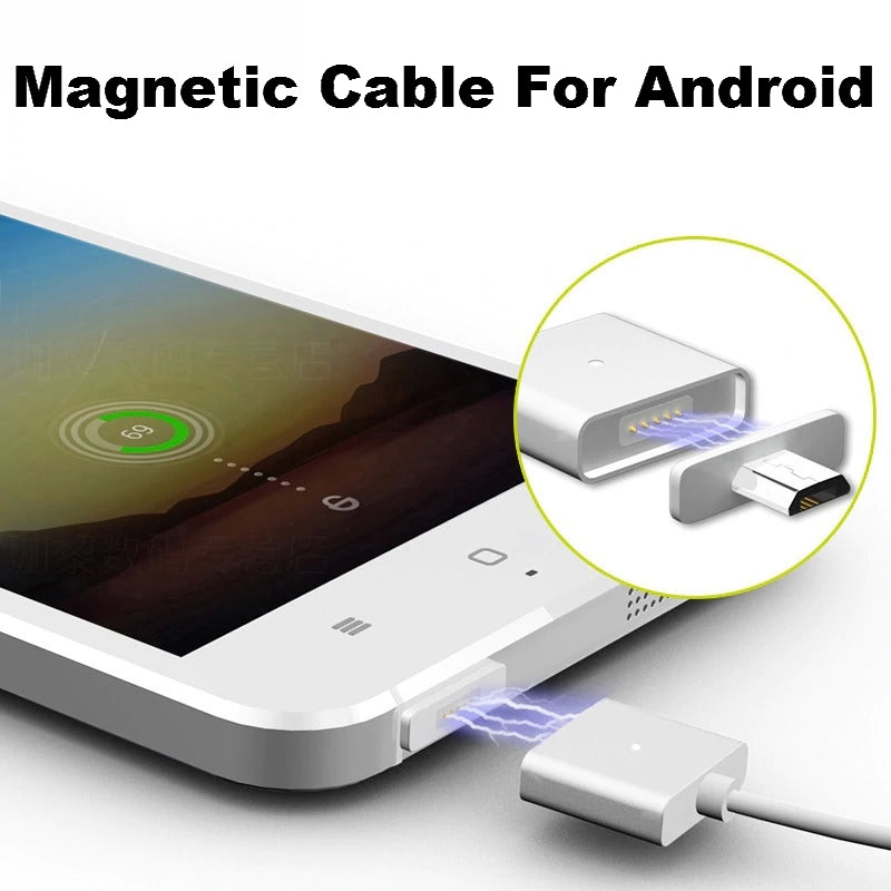 Magnetic Cable For Android
