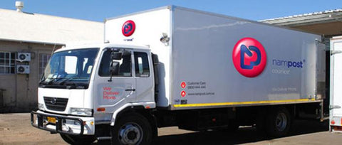 Nampost Truck