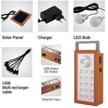 Solar Power Lighting System BB-9118