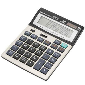 Electronic Calculator CT-912