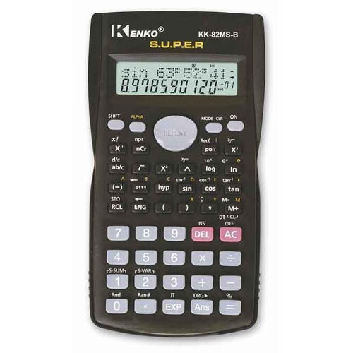 Scientific Calculator Kenko KK-82MS-B