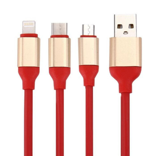 3In 1 Smartphone Cable