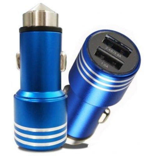 Car Charger With Hammer