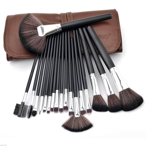 Professional Make-Up Brush Set 18pcs