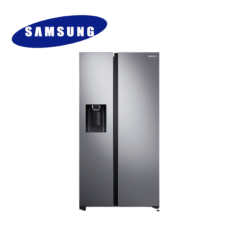 SAMSUNG 676L Side By Side Fridge (SRS675DLS)