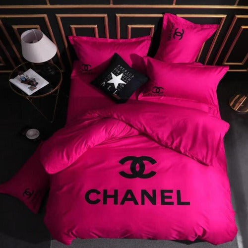 Chanel Bed Sheet Set