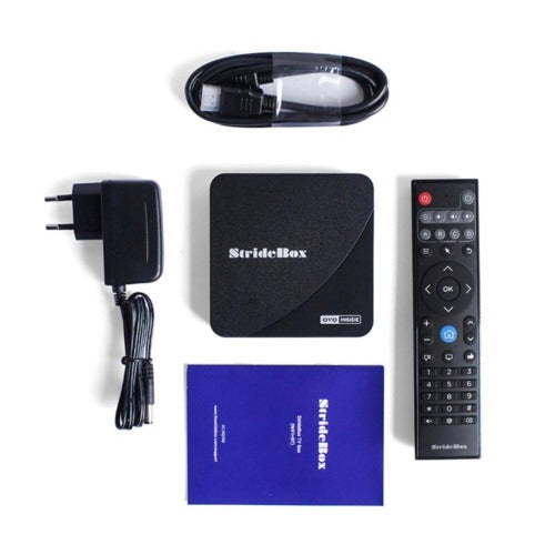 4K HD Android TV StrideBox