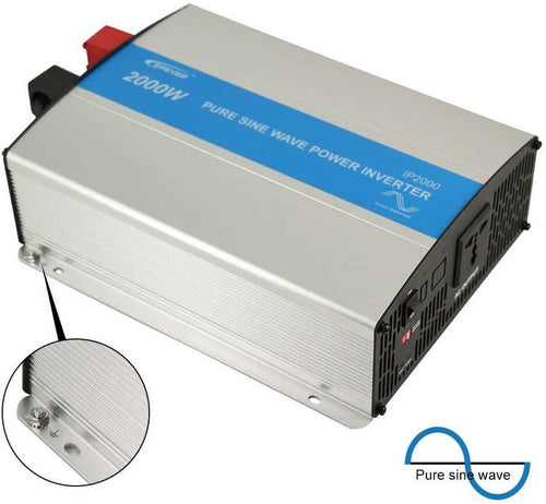 2Kw-24v Inverter Pure Sine Wave
