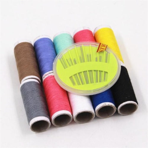 Sewing Thread and Needle Set