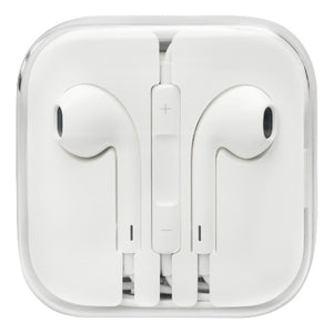 Apple Ear Pods mid quality