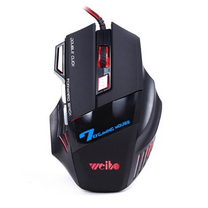 Gaming Mouse X7 Wired