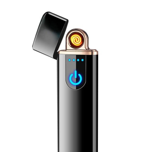 Rechargeable Lighter Touch Screen