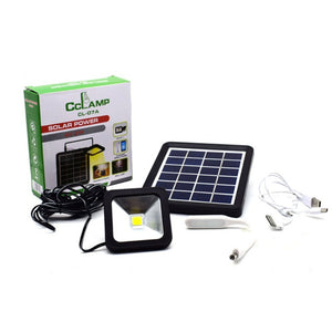 CCLAMP Cl-07A Solar Power