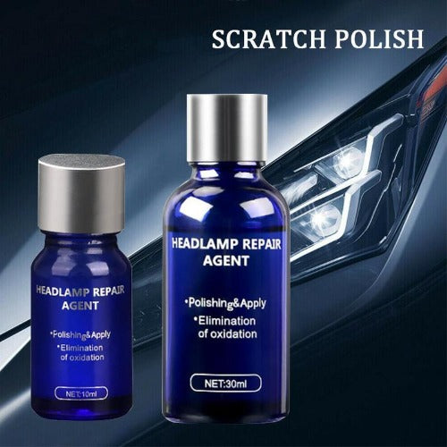 Car Headlight Polishing Repairing Cleaning