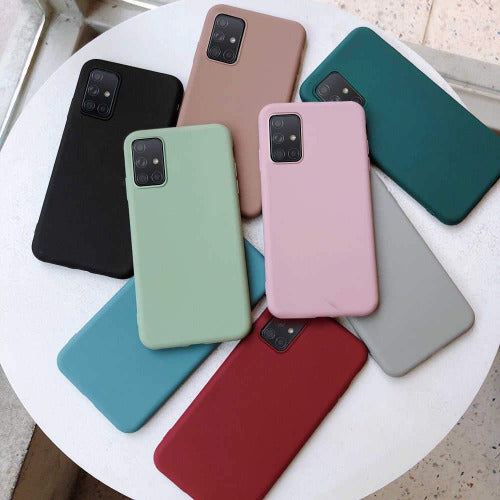 Samsung galaxy A71 back cover