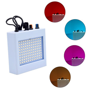 108 LED Mixed Flashing Stage Lights