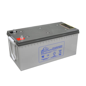 LEOCH 200Ah/12V AGM Solar Battery