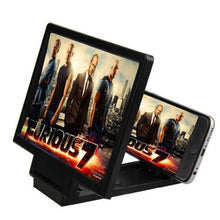 Screen Enlarger 3D for Smartphones