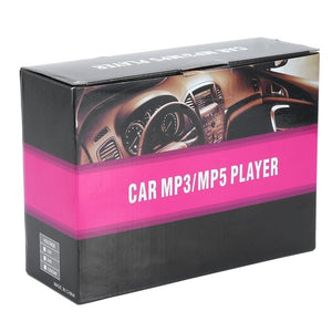 Car Bluetooth Mp3 Player