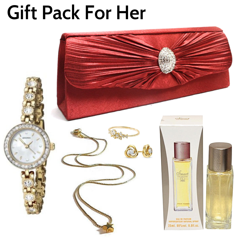 Gift Pack For Your Loved One: For Her