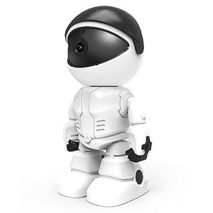 Home Security Smart Robot - Monitor The Robot