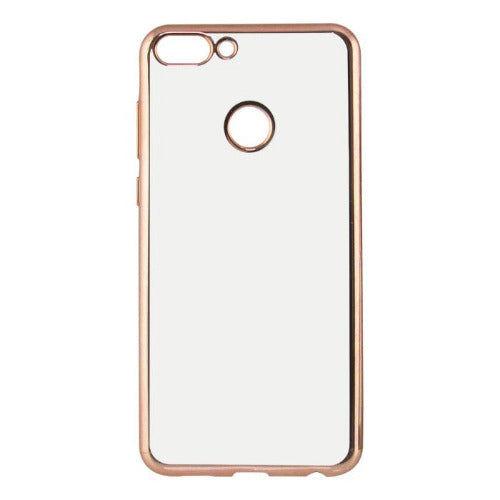 FLEX COVER FOR HUAWEI P SMART METALLIC ROSE GOLD