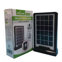 CCLAMP Cl-06A Solar Power Bank