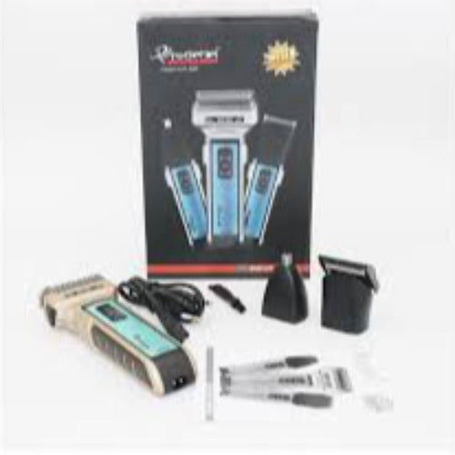 3 in1 progemei hair clipper