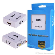 Mini HDMI 2 AV-HD Video Converter
