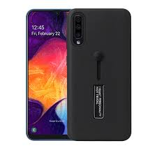 Samsung A70 back cover black