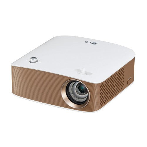 LG Lumens 720P Portable LED Projector