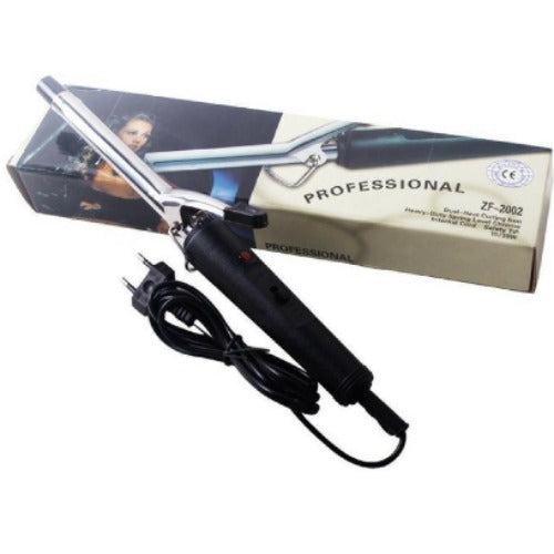 Dual Heat Curling Iron