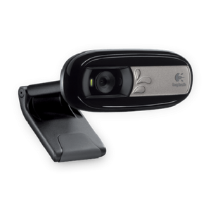 Logitech® Webcam C170 - BLACK