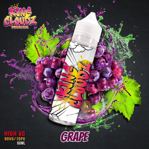 Grape by King Cloudz - 60ml 0mg