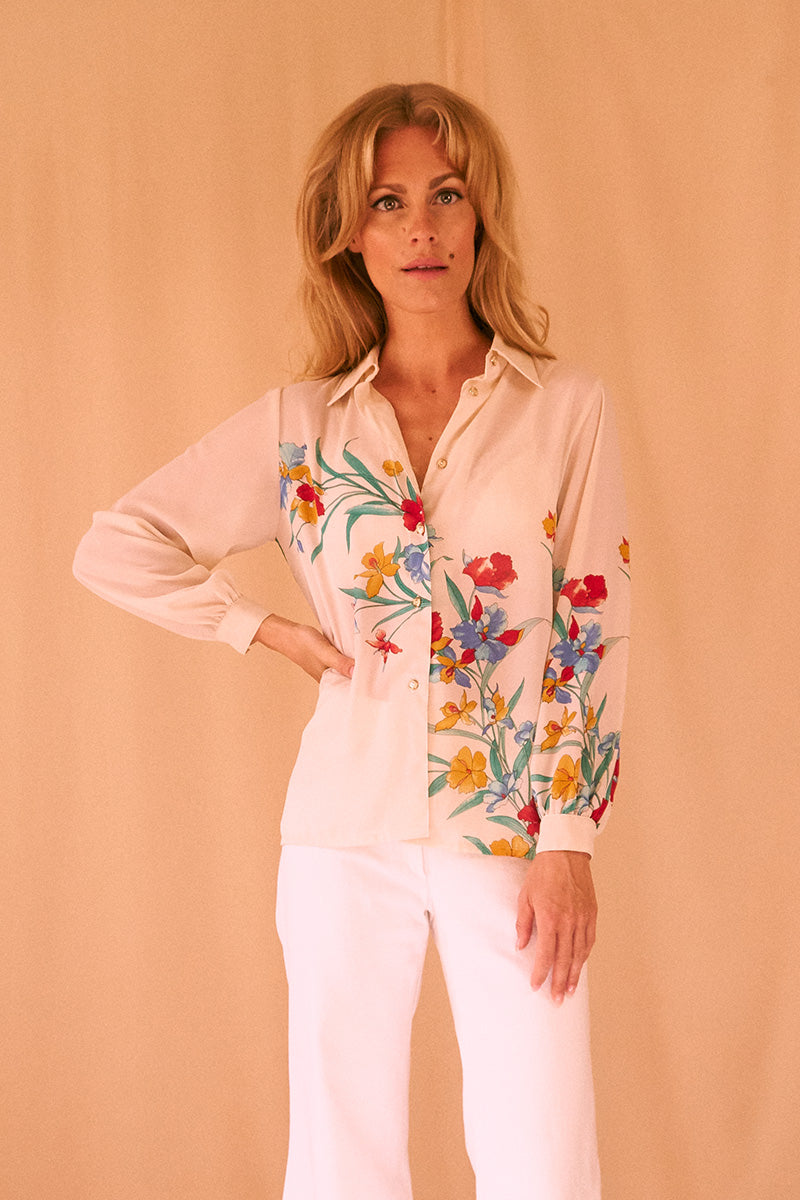 Flower Field Blouse