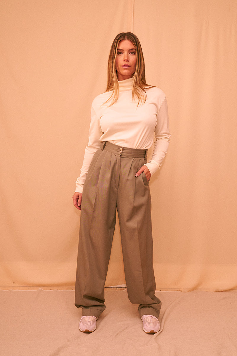Favorite Wool Pants