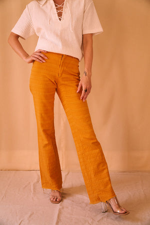 Orange Fancy Pants