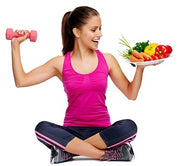 MiaDNA Diet & Nutrition + Exercise & Fitness bundle