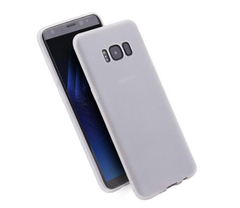 Phone Case for Samsung Galaxy - GREY - Soft Thin Matte