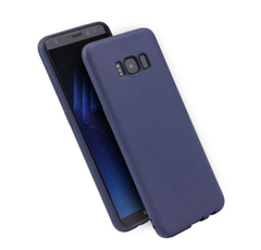 Phone Case for Samsung Galaxy - BLUE - Ultra Thin Soft Matte