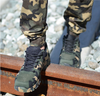 Image of 'Battlefield' Safety Shoes (Camouflage)