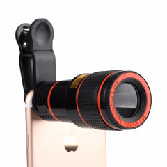 Universal 12X Optical Zoom For Smartphone