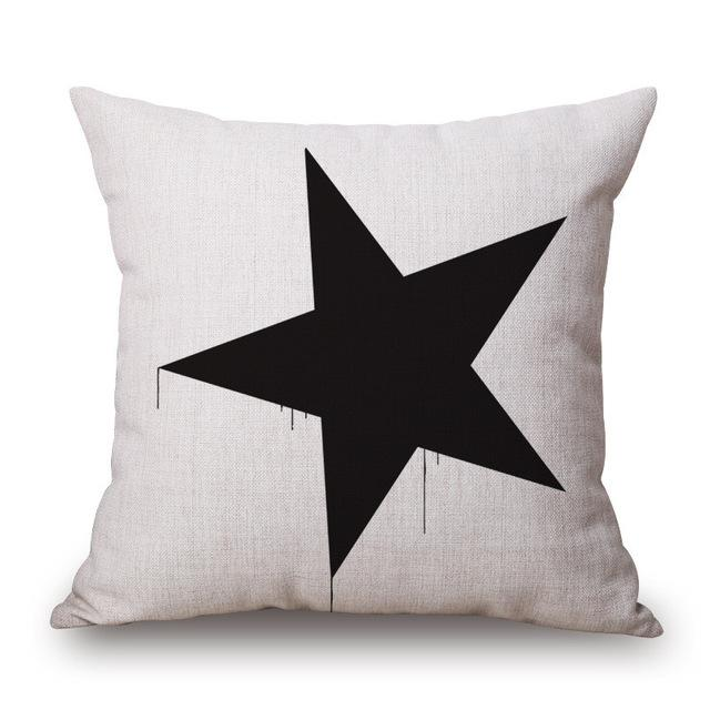 Modern Decorative Pillow Cases
