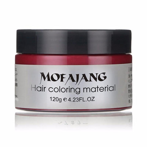 Multi Color Hair Styling Wax