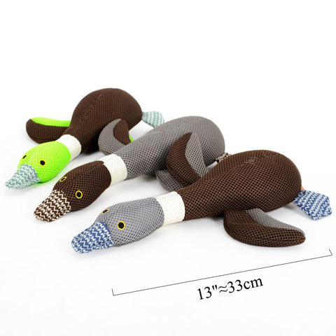 Duck Inspired Dog Toy